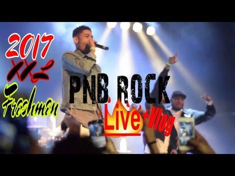 PNB Rock Concert Lit   PNB ROCK XXL Freshmen