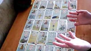 Гадание на Ленорман «36 СЕКРЕТОВ» (прогноз на судьбу)  — Ленорман Мария — видео