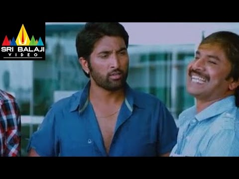 Race Movie Abhi and siddu comedy with Srinivas || Vikram, Karthik, Nikitha