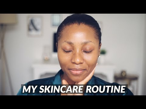 WHY I CHANGED EVERYTHING | MY SKINCARE ROUTINE | DIMMA UMEH