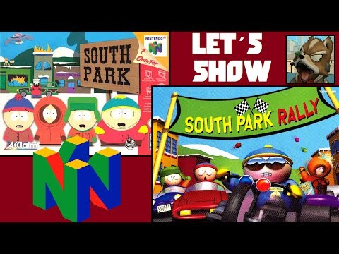 trucos south park rally nintendo 64