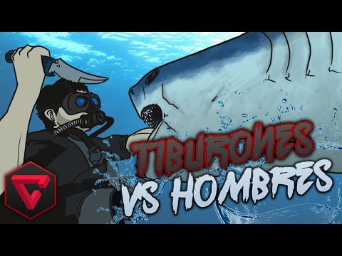 iTowngameplay, - El tiburón tiene la fama de ser una bestia despiadada que habita en las profundidades marinas, pero, quizá haya algún animal incluso más peligroso, el hombre, hoy nos vengaremos como tiburones...