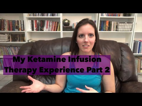 My Ketamine Infusion Therapy Experience Part 2/ PTSD, Depression, and Anxiety Relief