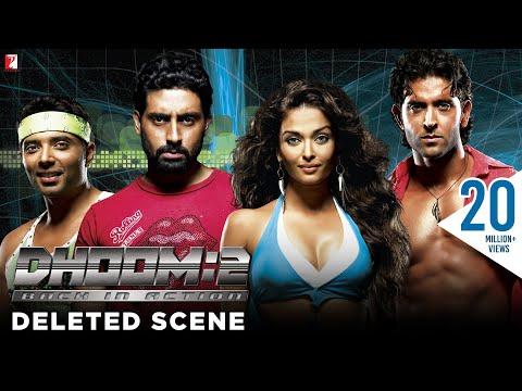 Deleted Scenes: Dhoom:2 | Hrithik Roshan, Abhishek Bachchan, Aishwarya Rai, Uday Chopra | Out Takes