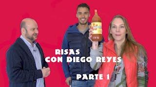 Diego Reyes nos lo cuenta todo