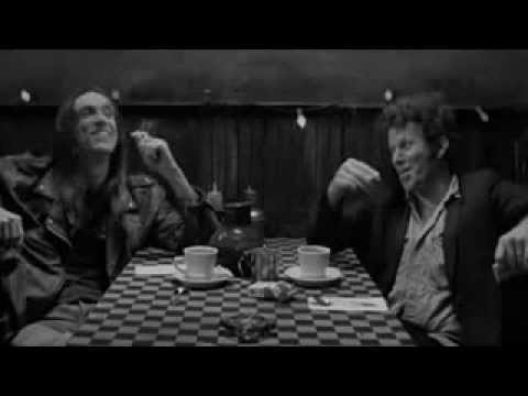 Coffee and Cigarettes - Tom Waits and Iggy Pop being weird