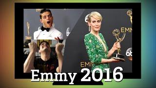 Lista completa com os vendedores do Emmy 2016 - http://seriemaniacos.tv/os-vencedores-do-emmy-awards-2016/ Derivado Cast sobre o Emmy 2016 - https://www.face...