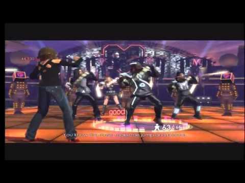 The Black Eyed Peas Experience  Dum Diddly(Elcio Madureira Dançarino/Kinect)