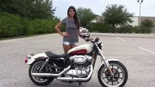 5. Used 2011 Harley Davidson Sportster 883 Superlow Motorcycles for sale
