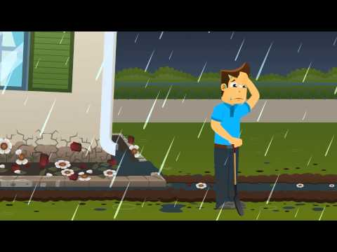 How Do You Prevent Water in Your Basement? Yard Drainage Systems by NDS