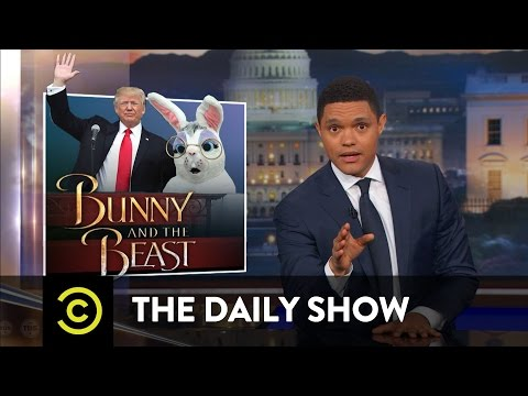 Easter at the Trump White House: The Daily Show