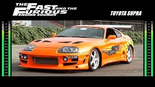 Nonton The Fast And The Furious: Engine Sounds - Toyota Supra Film Subtitle Indonesia Streaming Movie Download