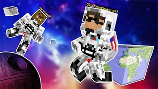 The Dynamic Duo: Fluffy and Sky *IN SPACE!*