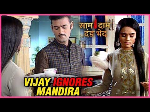 Vijay IGNORES Mandira For Bulbul | Saam Daam Dand