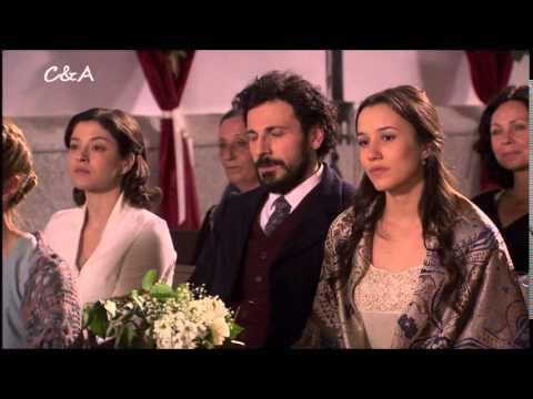 il segreto - mariana si sposa