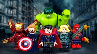 Video Lego Avengers Infinity War. All EPISODES | Lego Stop Motion MP3, 3GP, MP4, WEBM, AVI, FLV Juni 2018