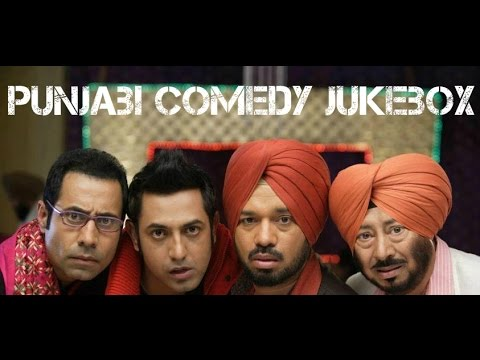 Video All Time Hit Punjabi Comedy Scenes | Video Jukebox | Funny Punjabi Videos 2017 download in MP3, 3GP, MP4, WEBM, AVI, FLV January 2017