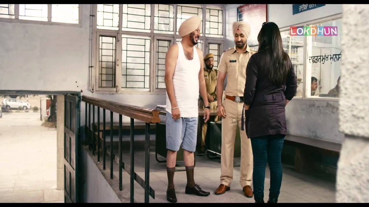 Punjabi Comedy Scenes collection 2016