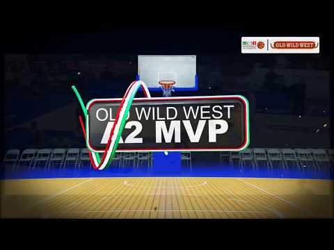 Serie A2 Old Wild West: MVP 5. giornata Green e Thomas