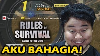 Video AKHIRNYA BISA JUARA 1 !! - Rules Of Survival MP3, 3GP, MP4, WEBM, AVI, FLV Maret 2018