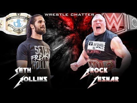Brock Lesnar Vs Seth Rollins Match At MITB 2018 ? Extreme Rules 2018 ?