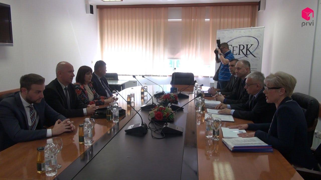 Dopredsjednici FBiH posjetili FERK