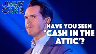 Video Jimmy on The Royal Family | Jimmy Carr: Laughing and Joking MP3, 3GP, MP4, WEBM, AVI, FLV Agustus 2019