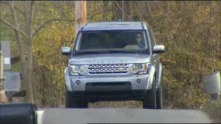 MotorWeek Road Test: 2010 Land Rover LR4