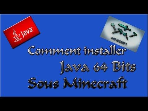 comment regler java pour minecraft