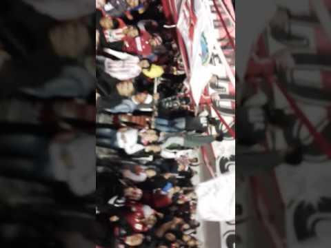 Hinchada de instituto 2017 - Los Capangas - Instituto