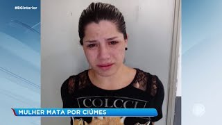 Mulher mata a ex de seu marido por ciúmes