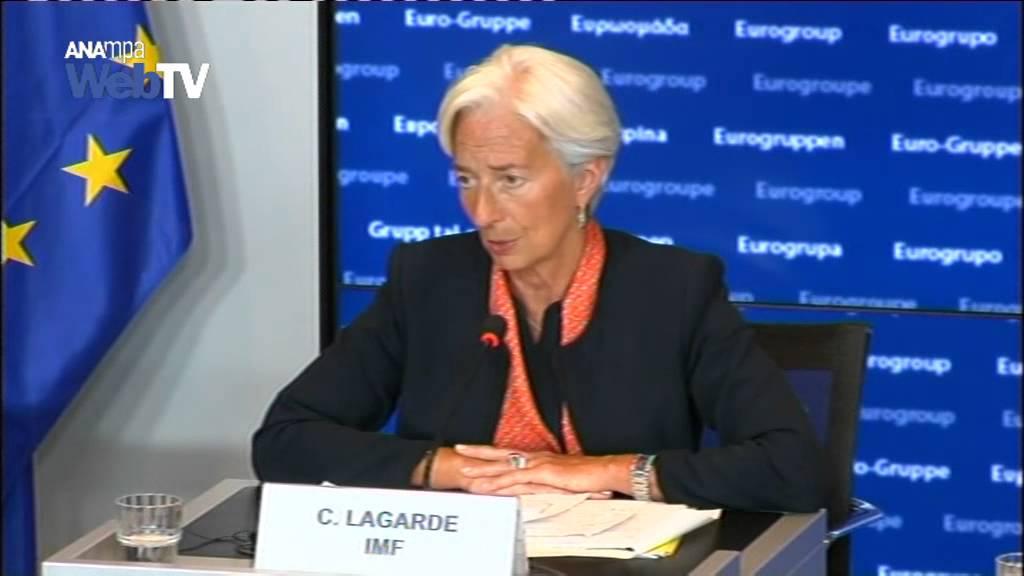 Κ. Λαγκάρντ: Το ΔΝΤ δείχνει ευελιξία απέναντι στην Ελλάδα κι αναμένει.