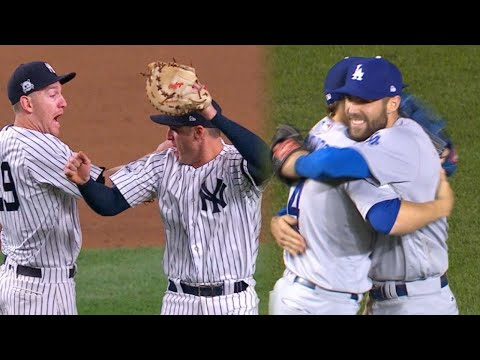 Pulse of the Postseason: ALCS tied, Dodgers up 3-0