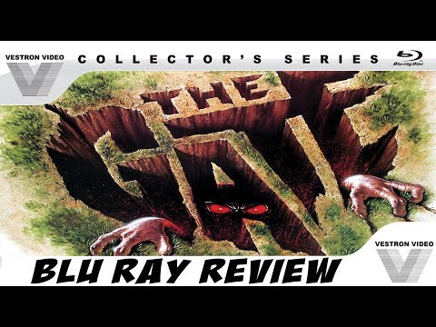 The Gate (1987) Blu Ray Review Vestron Video Collectors Series
