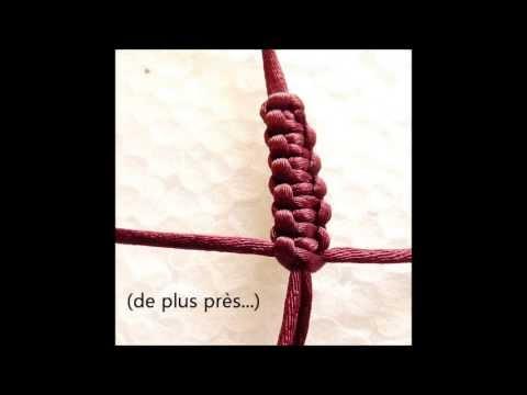 comment faire un shamballa - Tutoriel pour réaliser un bracelet Shamballa avec perles strass. http://www.lesfeescreatives.com Détail du matériel ici: Le cordon: http://tinyurl.com/mflnjn...