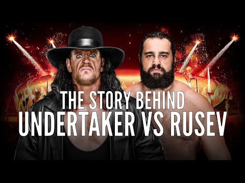 Miro (Rusev) shoots on working with Undertaker!