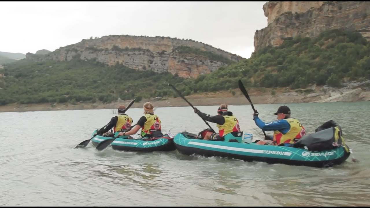 EVASIÓN TV: Raid Aran Lleida Pirineus 2016