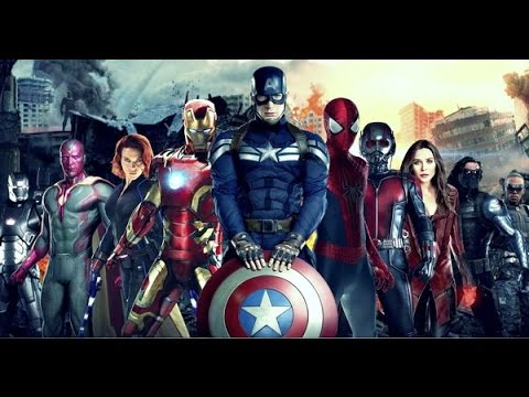 Captain America Civil War Official INDIA Trailer 2 with SUBTITLES