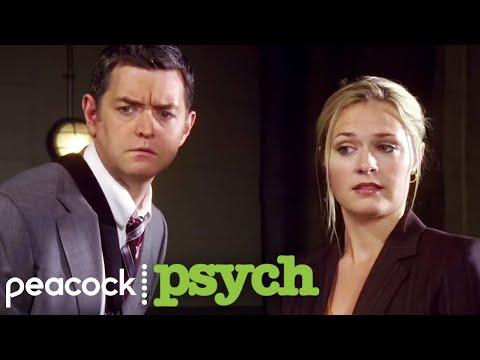 Good Cop, Bad Cop Routine | Psych