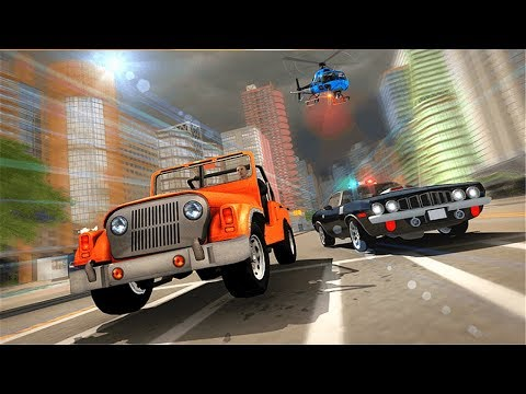 Death police crime game(Cargo Delivery Truck Driver - Offroad Truck)- Android Gameplay
