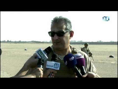 #فيديو :: اللواء فهد بن تركي: قوات التحالف تعمل على تفادي وقوع ضحايا بين الأبرياء