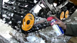9. How to Change the Hyfax/Sliders on a Snowmobile