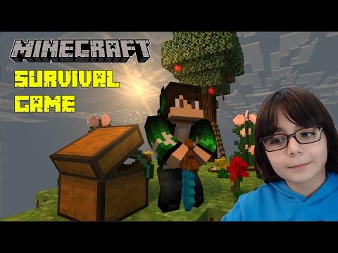 Minecraft Survival Game Misafirimle Süper Bir Oyun - BKT