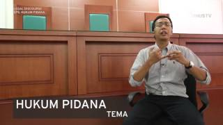 Video LEGAL DISCOURSE - Hukum Pidana MP3, 3GP, MP4, WEBM, AVI, FLV Februari 2019