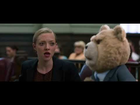 Ted 2 (2015) | Funny Court Scene HD
