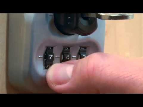 Instruções para a chave de anulação para supervisão do cadeado para vários utilizadores