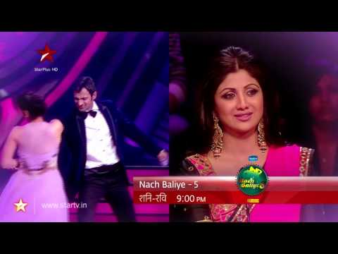 Romantic Number - On Nach Baliye 5, Sania Mirza and Shoaib Malik perform on the romantic song Shukranallah, impress everyone. To watch their performance, watch Nach Baliye 5, ...