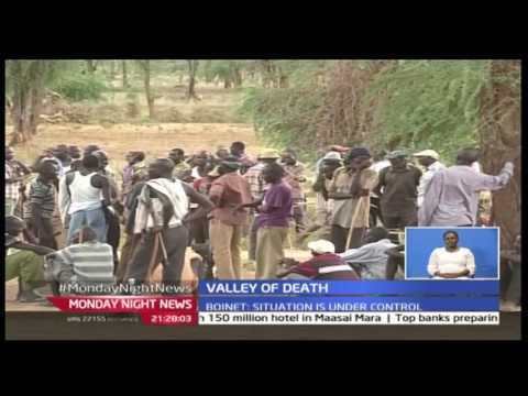 Monday Night News: Raiders attack Marakwet East killing one, 24/10/2016