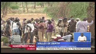 Monday Night News: Raiders Attack Marakwet East Killing One, 24/10/2016