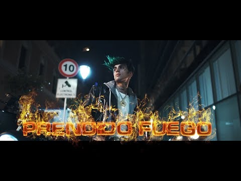 "C.R.O x MOONKEY x NAKE - ""PRENDIDO FUEGO"""